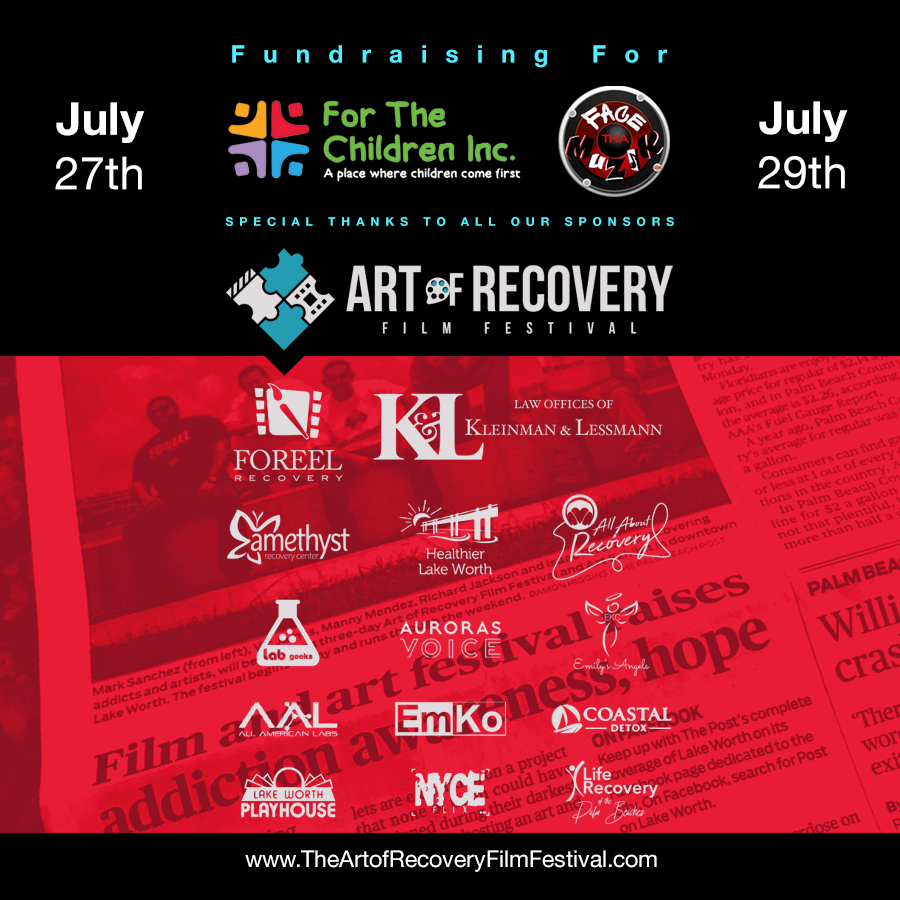 Art of Recovery Film Festival takes over Lake Worth