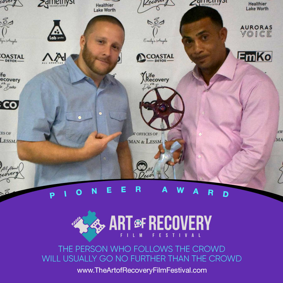2nd Annual Art of Recovery Film Festival